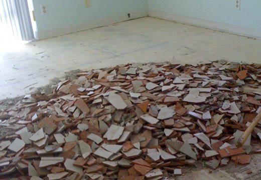 Terrazzo Tile Removal Miami Tile Removal Remove Floor